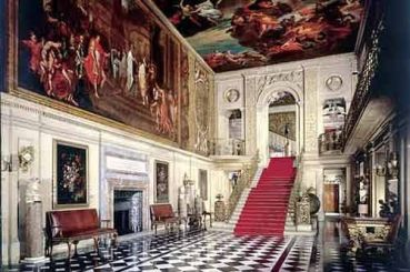The Painted Room Chatsworth