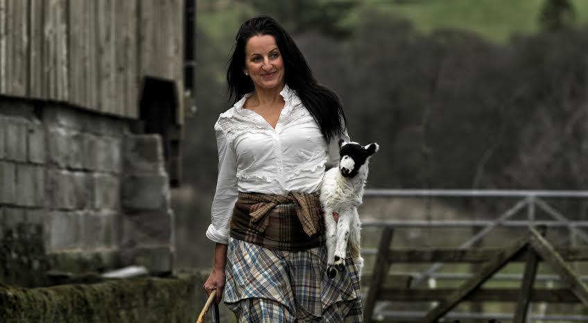 Alison-Shepherdess