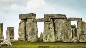 Stonehenge Giant Trilithons (Credit: Vivien Cumming)