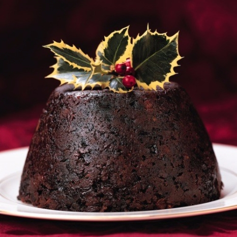 Christmas pudding, .
