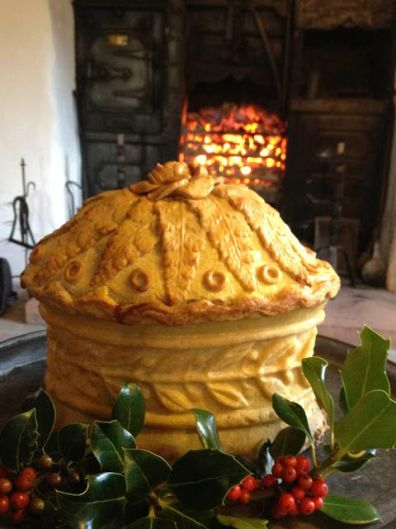 A Christmas Pie