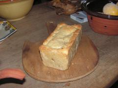 Rectangular Mince Pie made from Mutton