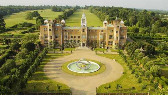 The New Hatfield House. Credit Hatfield House