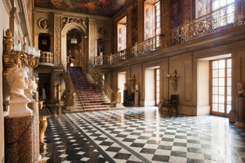 Painted Hall- credit: Chatsworth-House