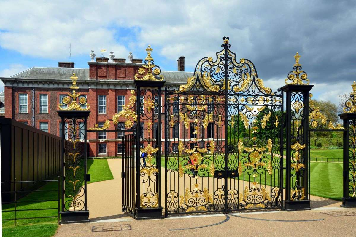 ♔Royal Kensington Palace & Gardens