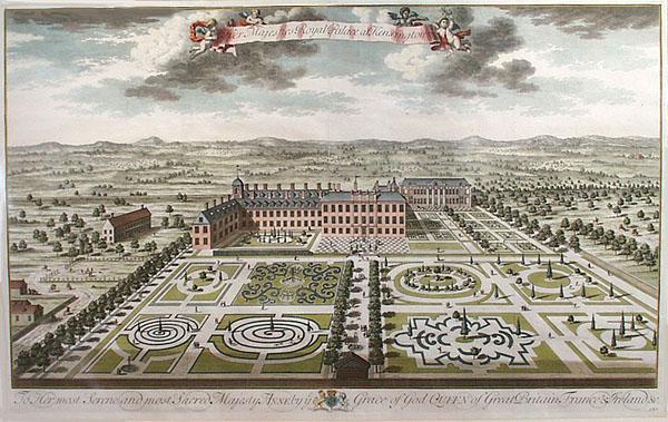 Kensington Palace by-kip