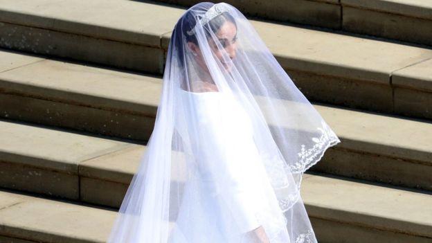 Megan Markels Wedding Veil