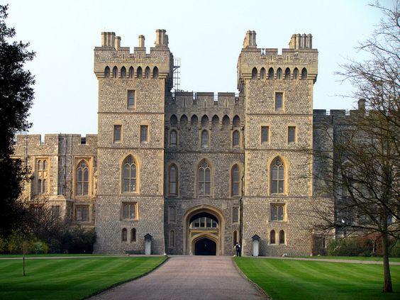 King George IV Gate - Windsor Castle