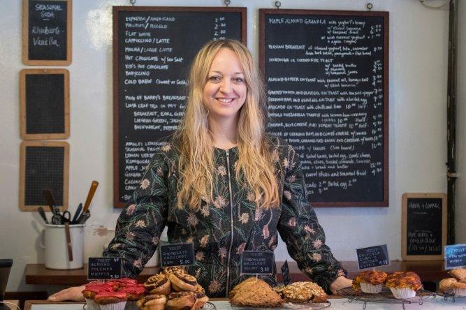 Claire Ptak Royal Baker