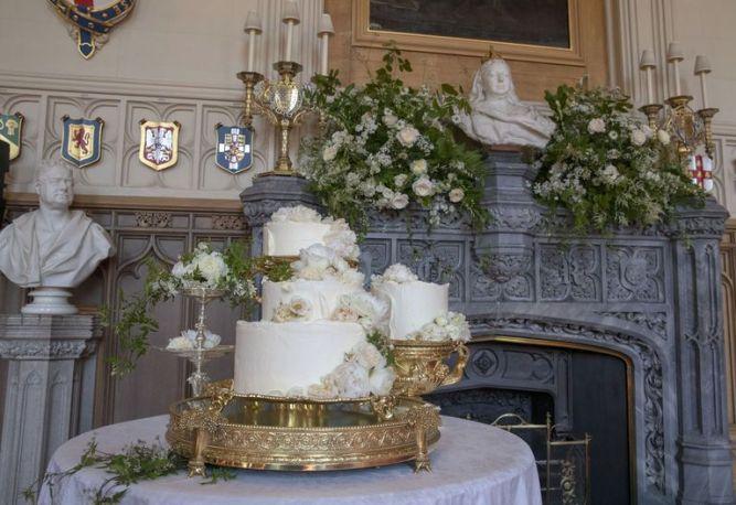 The Royal-wedding-cake