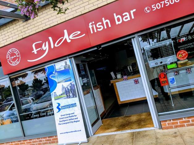 Fylde fish bar