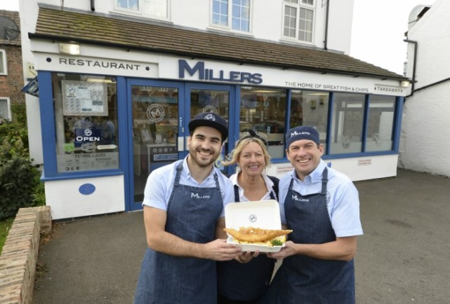 Millers- Fish & Chips