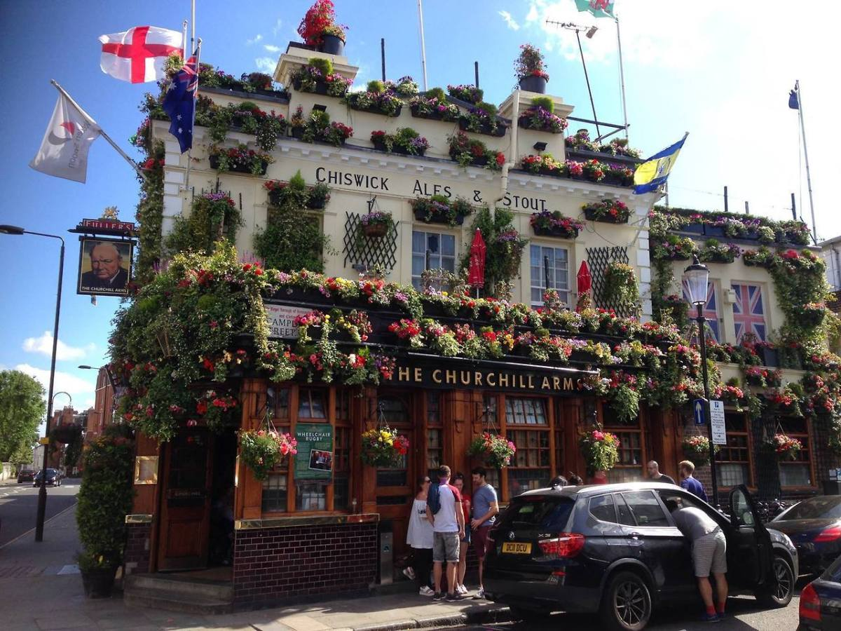 ♔The History of the Pub Sign