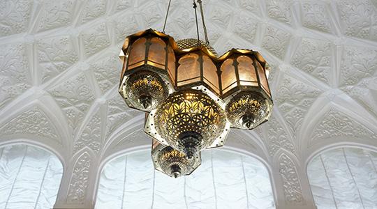 durbar-room-Indian-style plaster work